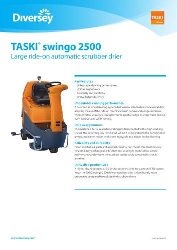 TASKI ® swingo 2500