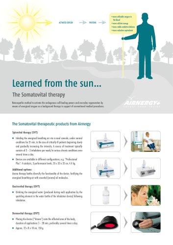 AIRNERGY Somatovitaltherapy Scientific Shortinfo