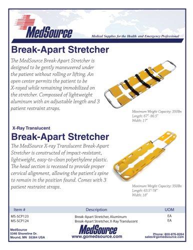 Break-Apart Stretchers