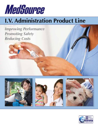 IV Therapy Product Line