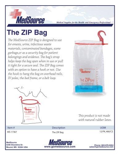 The MedSource ZIP Bag