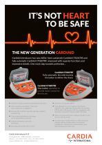CardiAid Technical Spec Brochure - EN