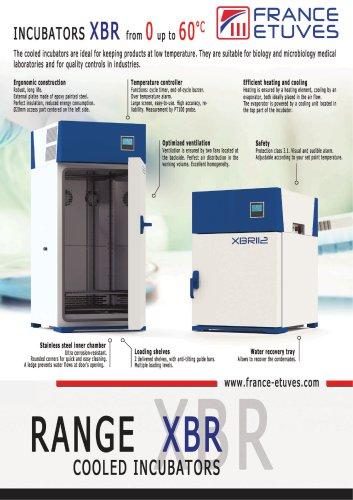 Cooled Incubator XBR