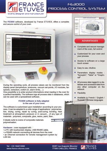 Système de supervision - FE3000