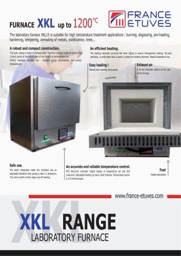 XKL - Four de laboratoire