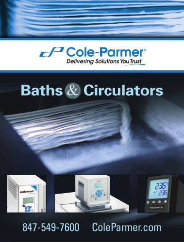 Baths & Circulators