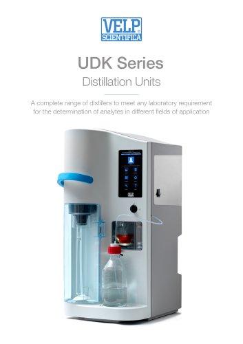 UDK Series - Distillation Units