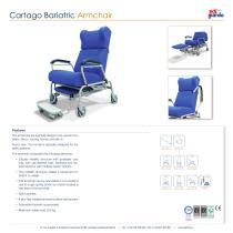 Cartago Bariatric Armchair
