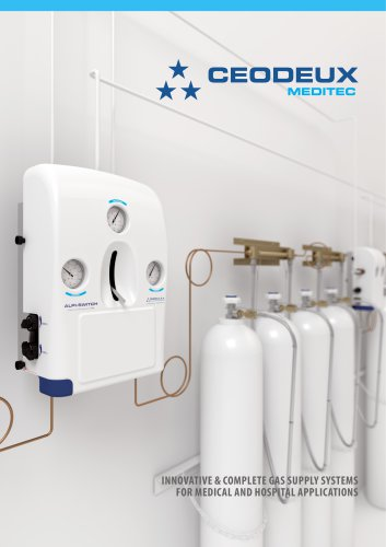 Hospital Gas Supply System