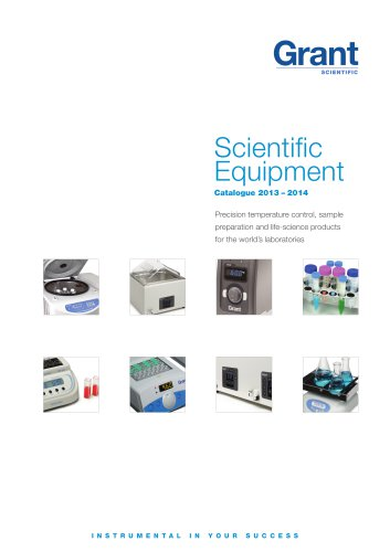 Scientific Catalogue