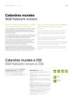 Wall flatwork ironers - 7
