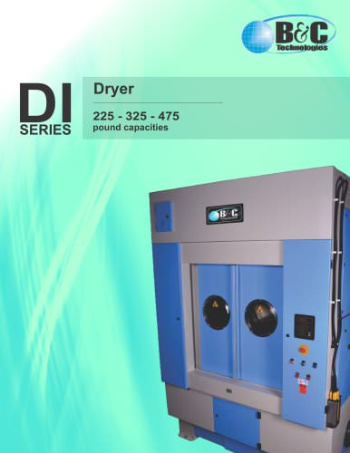 DI Series Industrial Dryer