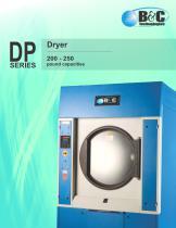DP Series Industrial Dryer - 1