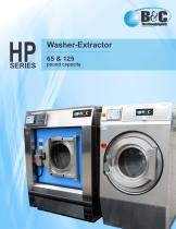HP Series Commercial Washer - 1
