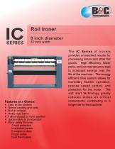 IC SERIES Roll Ironer - 1