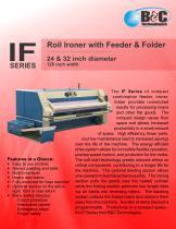 IF Series Commercial Feeder-Ironer-Folder - 1