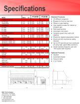 IF Series Commercial Feeder-Ironer-Folder - 2