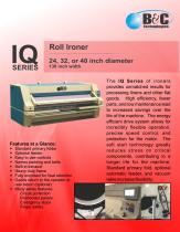 IQ SERIES Roll Ironer - 1