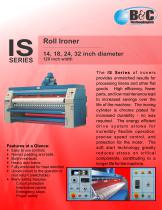 IS Series Commercial Ironer - 1