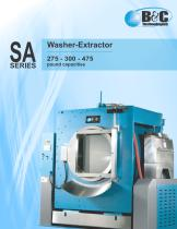 SA Series Industrial Washer - 1