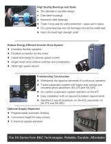 SA Series Industrial Washer - 3