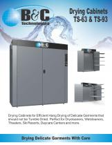 TS Series Commercial Drying Cabinet - 1