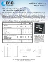 TS Series Commercial Drying Cabinet - 2