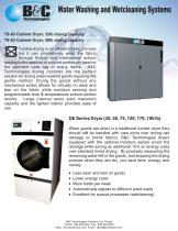 Water Washing and Wetcleaning Systems - 2
