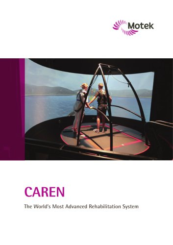 CAREN Product Brochure