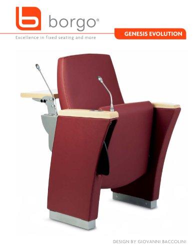 Genesis Evolution Brochure