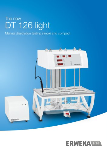 DT 126 light