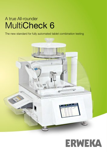 MultiCheck 6 Series