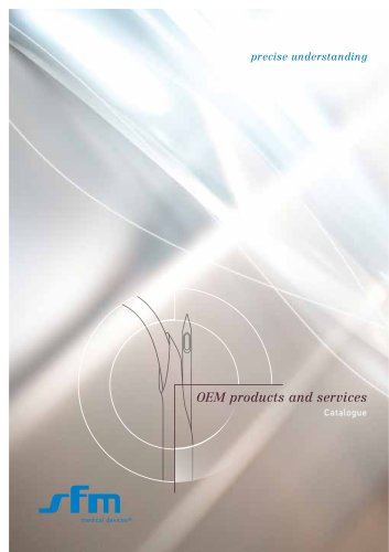 OEM Products and Services