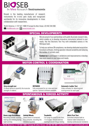 Bioseb Catalogue 2021