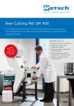 Cutting Mill SM 400 - 1