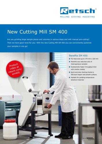 Cutting Mill SM 400