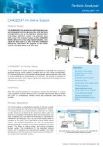Particle Analyzer CAMSIZER ®  P4 - 11