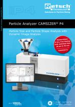 Particle Analyzer CAMSIZER ®  P4 - 1