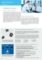 Particle Analyzer CAMSIZER ®  P4 - 8