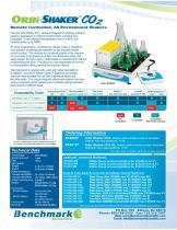 Orbi-Shaker™ CO2 & Orbi-Shaker™ CO2 XL
