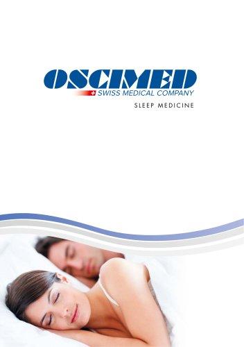 OSCIMED Catalogue Sleep