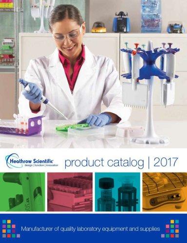 Heathrow Scientific 2017 Catalog
