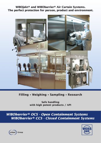 Brochure WIBObarrier OC S/CCS