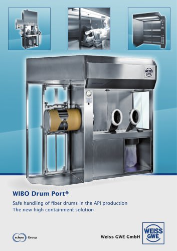 Flyer WIBO Drum Port