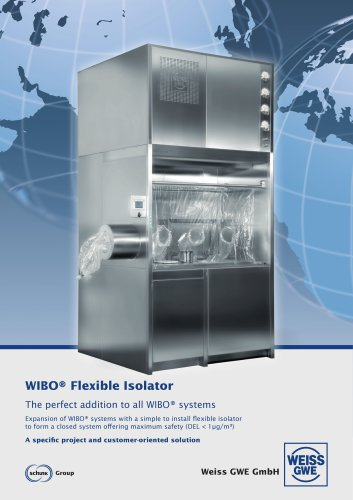 Flyer WIBO Flexible Isolator