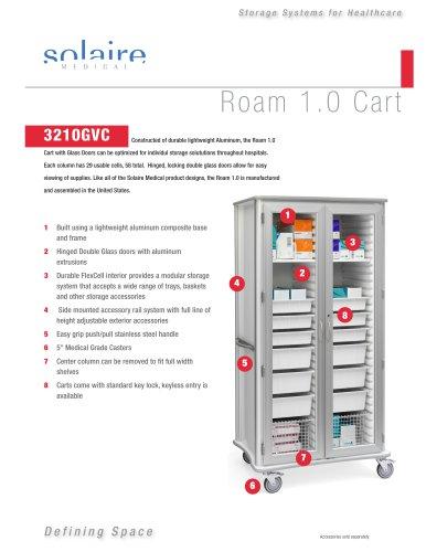 Roam 1.0 Glass Doors