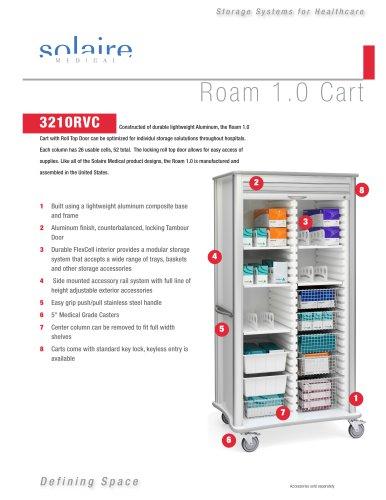 Roam 1.0 Roll Top Door