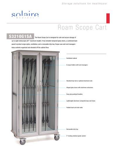 Roam 1.0 Scope Cart Product Sheet