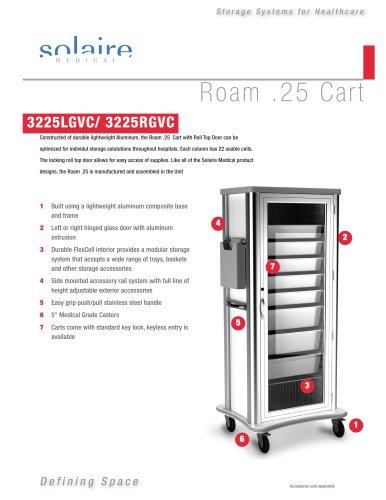 Roam .25 Glass Door