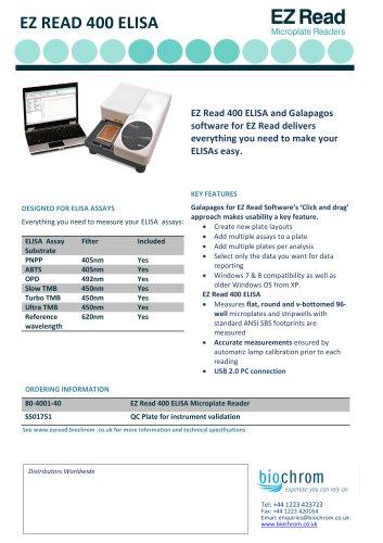 EZ Read 400 v6